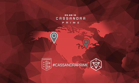 カサンドラプライム:アメリカ地域開幕