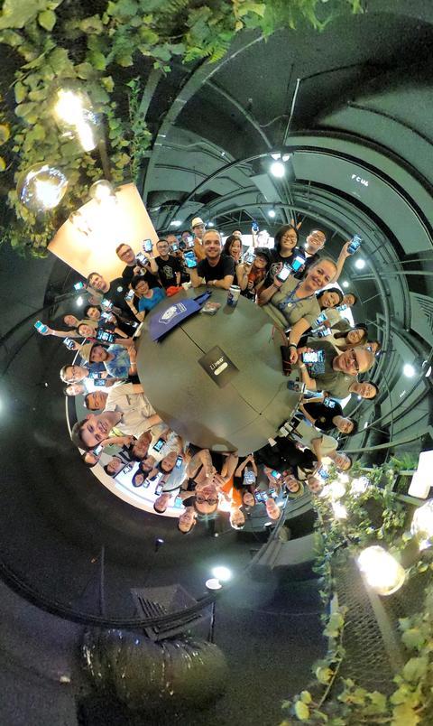 カサンドラプライム・シンガポール:集合