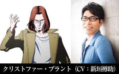 アニメ新キャラクター発表