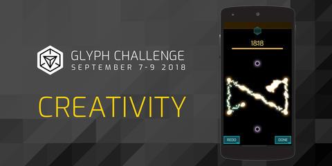 グリフチャレンジ:クリエイティビティ