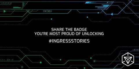 イングレスストーリー:メダル