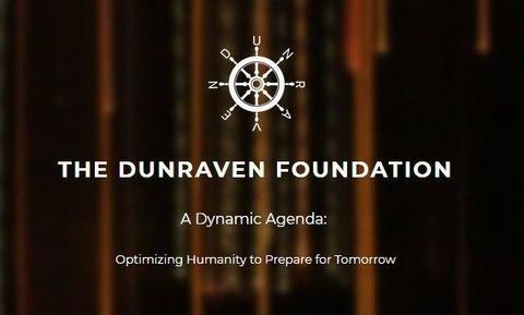 ダンレイブン財団:ウェブサイトの発覚
