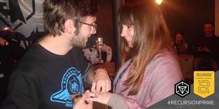 リカージョンプライム・ブカレスト:婚約への祝福