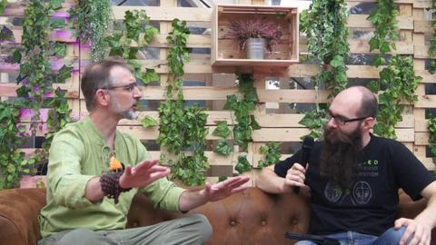 リカージョンプライム:ジャービスの対談(映像)