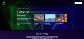 ダルサナプライム:イベントページ更新
