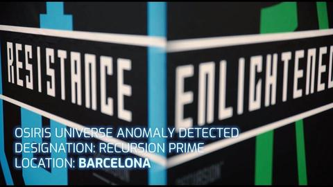 リカージョンプライム:バルセロナ(映像)