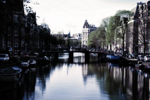 アムステルダムへの賛辞