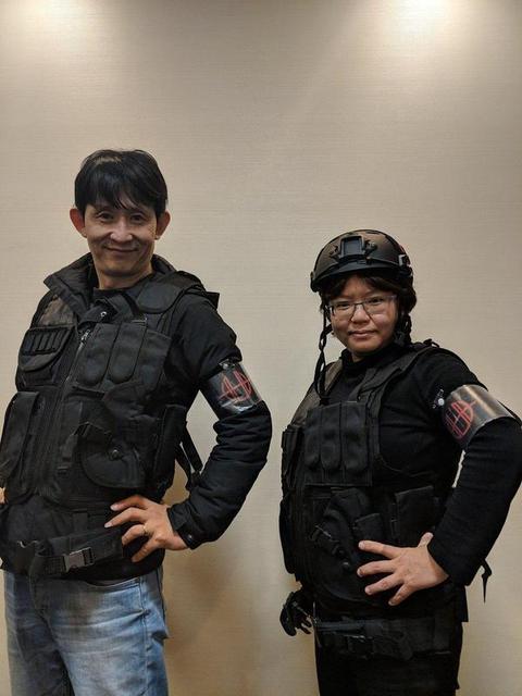 イングレスx富士急:ヒューロンの傭兵(2)