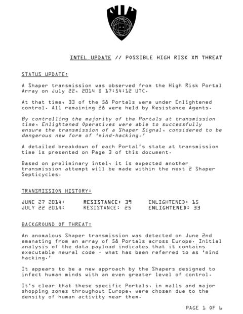 シェイパートランスミッション:送信成功