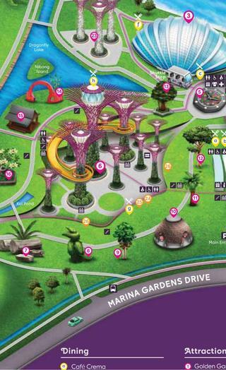 NL1331:シンガポールの開催場所詳細