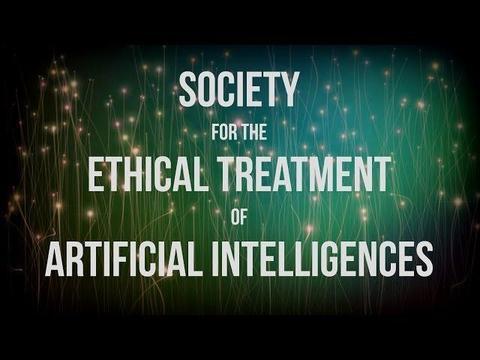 人工知能倫理待遇協会の設立