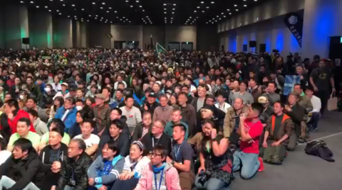 ダルサナプライム:東京集合映像