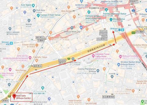 ダルサナプライム:東京混雑防止の協力依頼