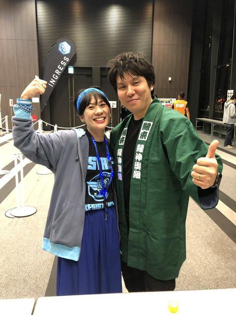 ダルサナプライム:東京の両陣営代表者