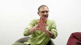 ダルサナプライム:ローランド・ジャービス対談(映像)