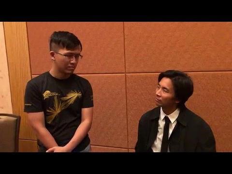 カサンドラプライム・シンガポール:オリバーとの対談