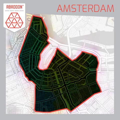 アバドンプライム:アノマリーゾーン(アムステルダム)