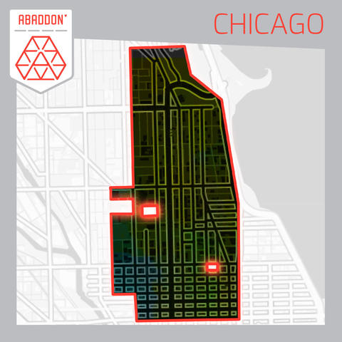 アバドンプライム:アノマリーゾーン(シカゴ)