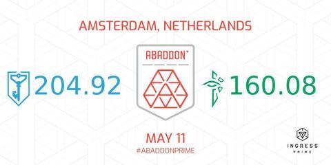 アバドンプライム:アムステルダムをレジスタンスが勝利