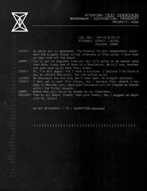 アバドンプライム:高雄文書