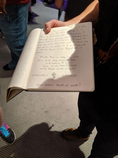 ハンク・プライムの手記