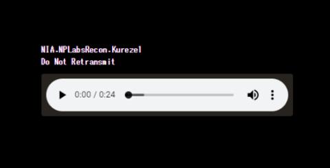 クレーゼ音声記録(1)