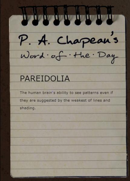 パレイドリア