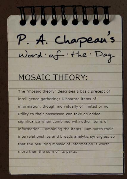 モザイク理論