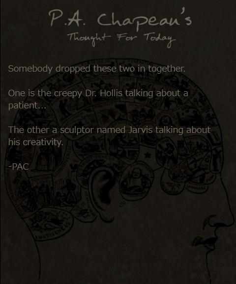ローランド・ジャービス:彫刻家か狂人か