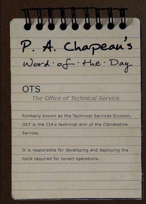 オフィス・オブ・テクニカルサービス