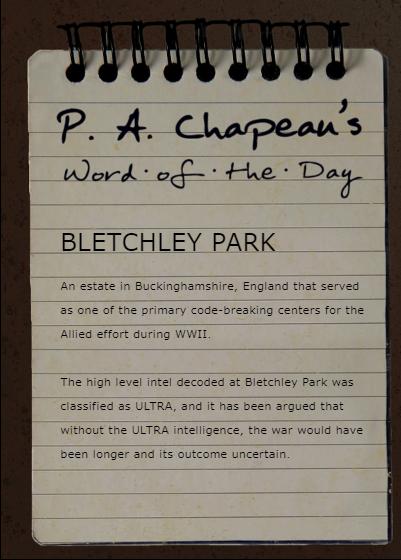 ブレッチリーパーク
