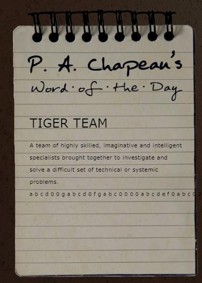 タイガーチーム