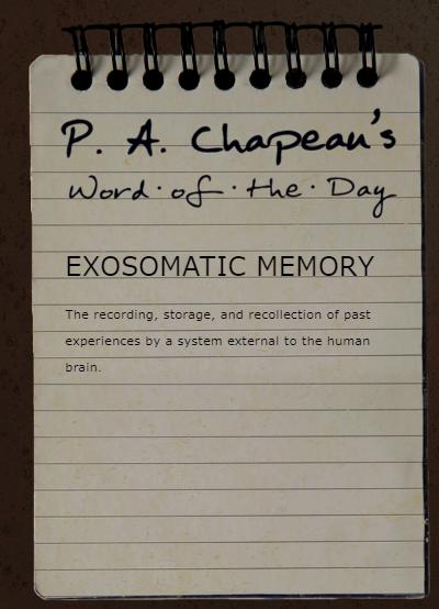 エキゾソマティック・メモリー