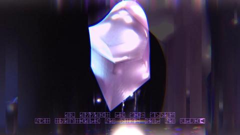 オーロラの嘲り(映像)