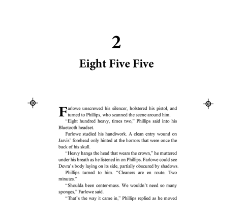エキゾチックマター:第二章抜粋