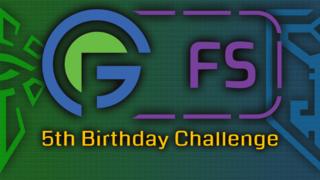 5周年記念チャレンジ
