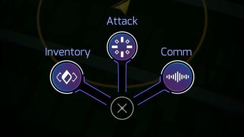 マップ画面のチュートリアル