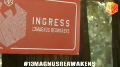 サーティーンマグナス・リアウェイクン:歓迎