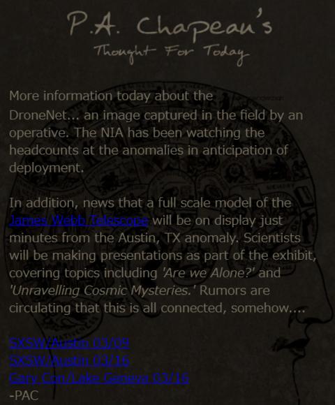 ジェイムズ・ウェッブ宇宙望遠との関連性