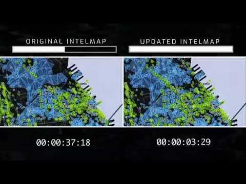 インテルマップ:アルゴリズム改善