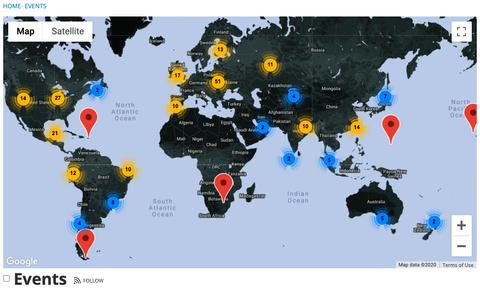 イベントマップの追加